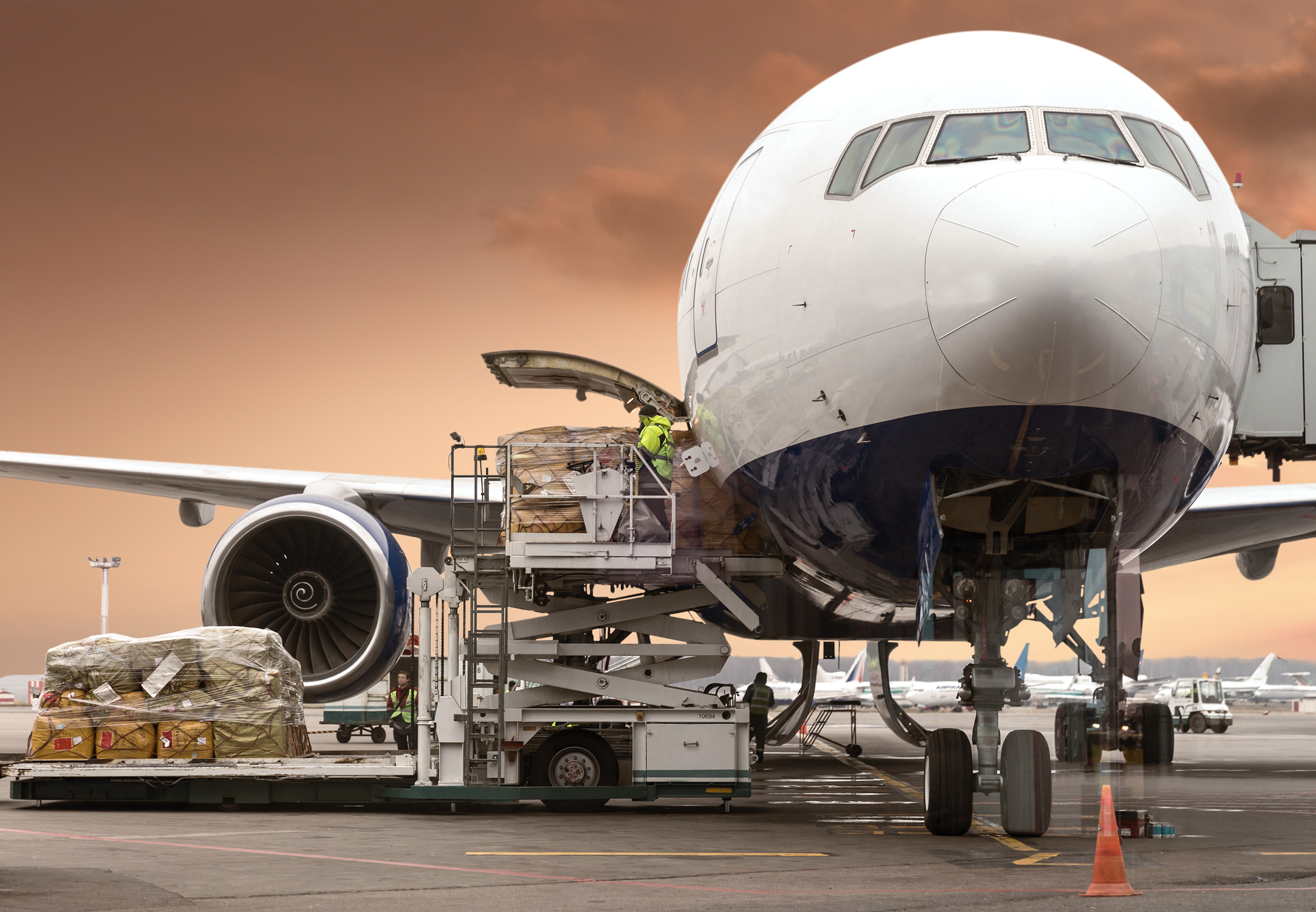 As World Cargo Anytime Safely